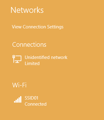 wireless networks filtered